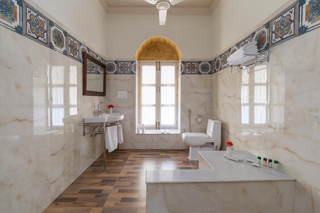 Golden Suite Washroom