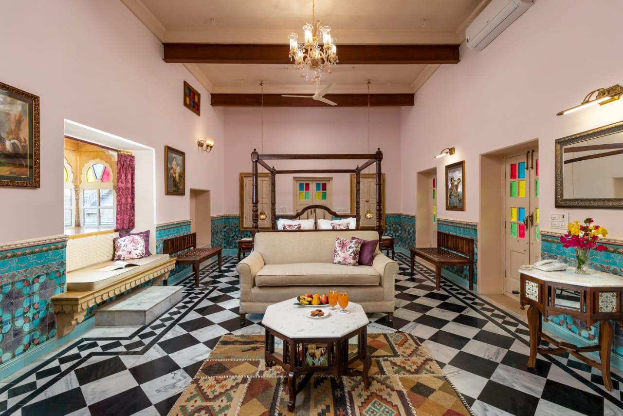 Maharaja Suite East Wing