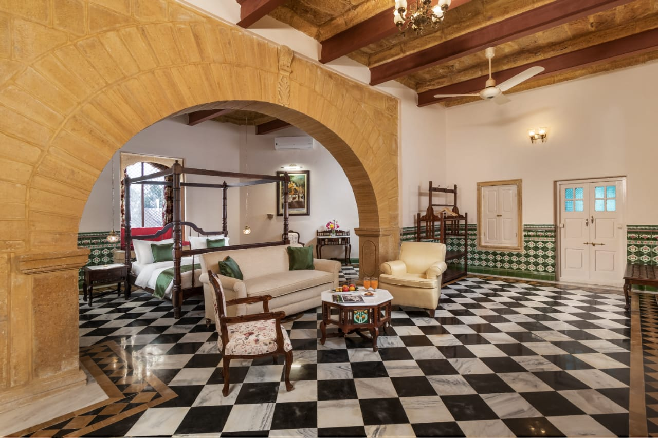 Maharaja Suite South Wing