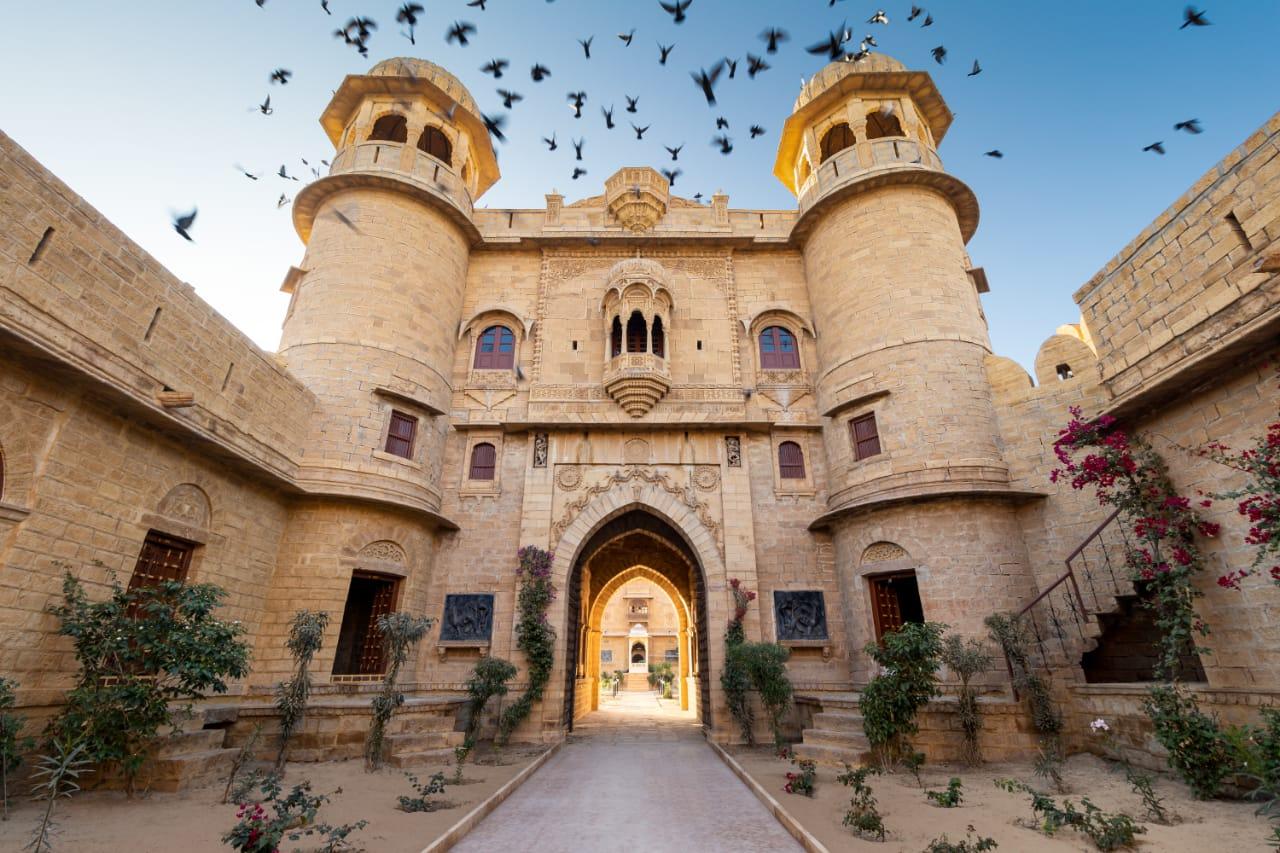 Mohangarh 2nd Gate